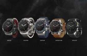 兼具颜值与内涵, Garmin MARQ高端智能腕表带来更多选择