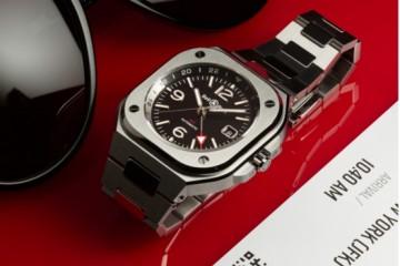 全新BR 05 GMT手表:蓄势待发,遨游四方
